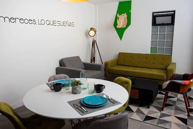 Vivienda de 43 m² de 1 habitación