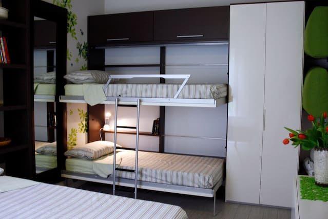 Apartamento de 40 m² en Monza