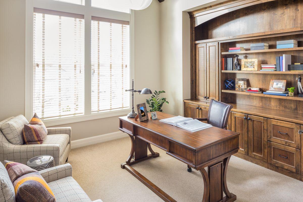 Come arredo l'ufficio in casa? 10 idee per te - Hundredrooms