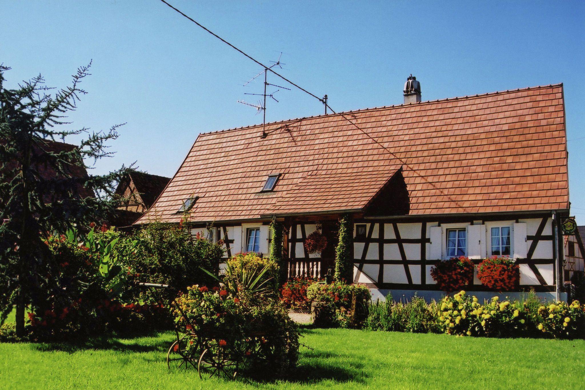 Equipado alojamiento en Schleithal