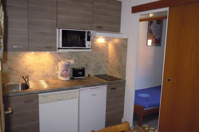 Apartamento en Savoie con piscina