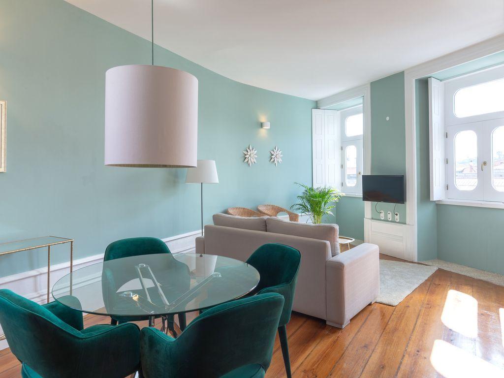 Alojamiento para 4 personas de 2 habitaciones