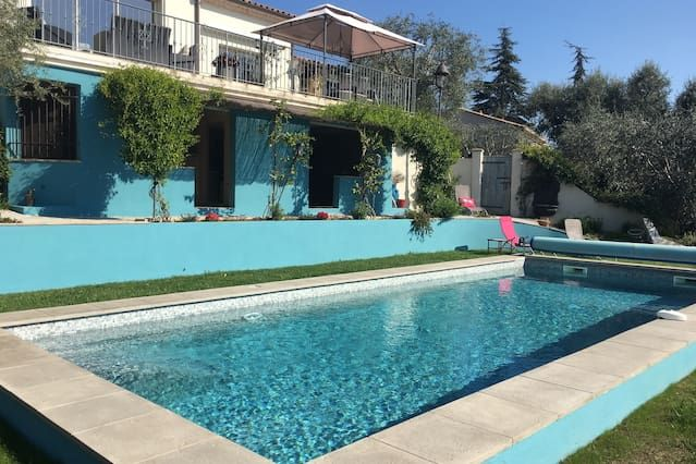 2 ROOMS APARTEMENT IN VILLA OULIVA