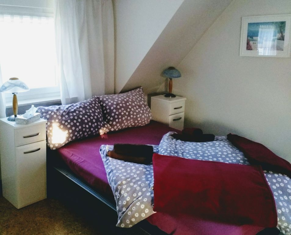 Holiday rental with balcony in Großostheim