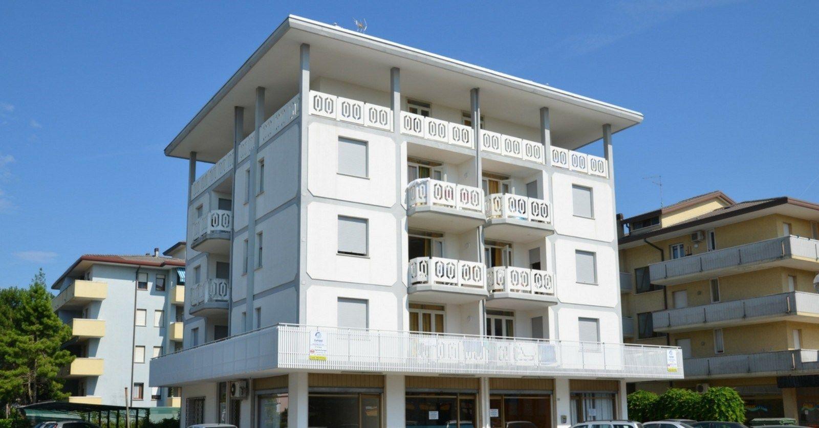 Apartamento en Bibione con parking incluído