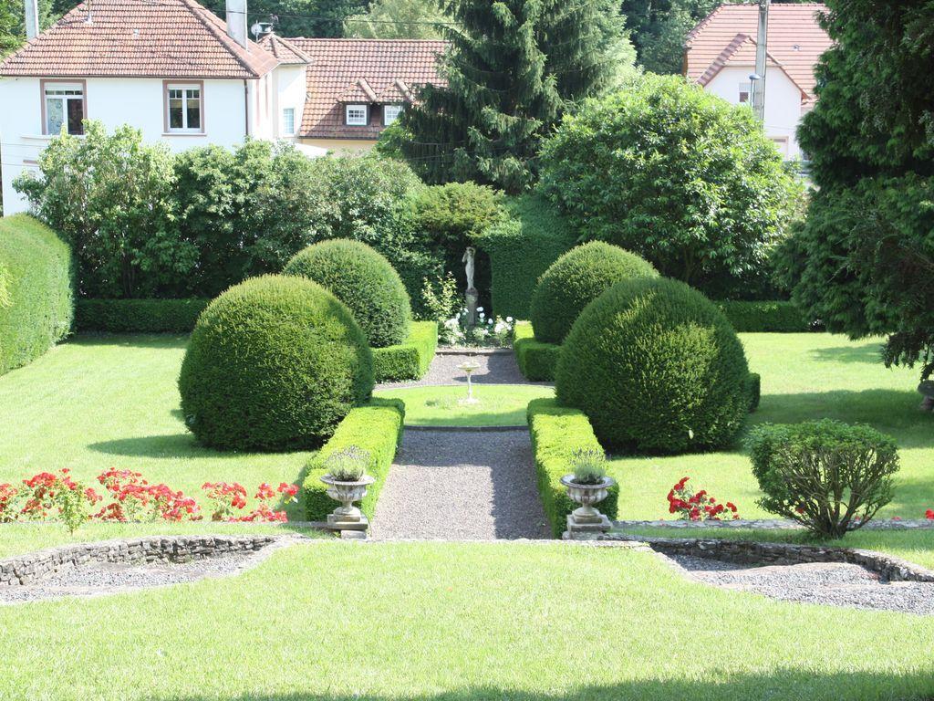 Alojamiento con wi-fi en Wissembourg