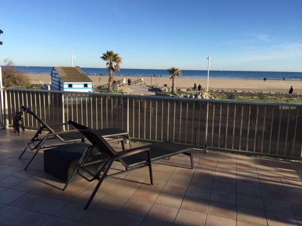 Residencia en Gruissan-plage con wi-fi