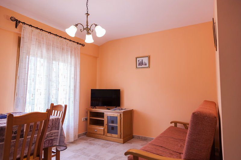 Ferienunterkunft mit 2 Zimmern in Campo