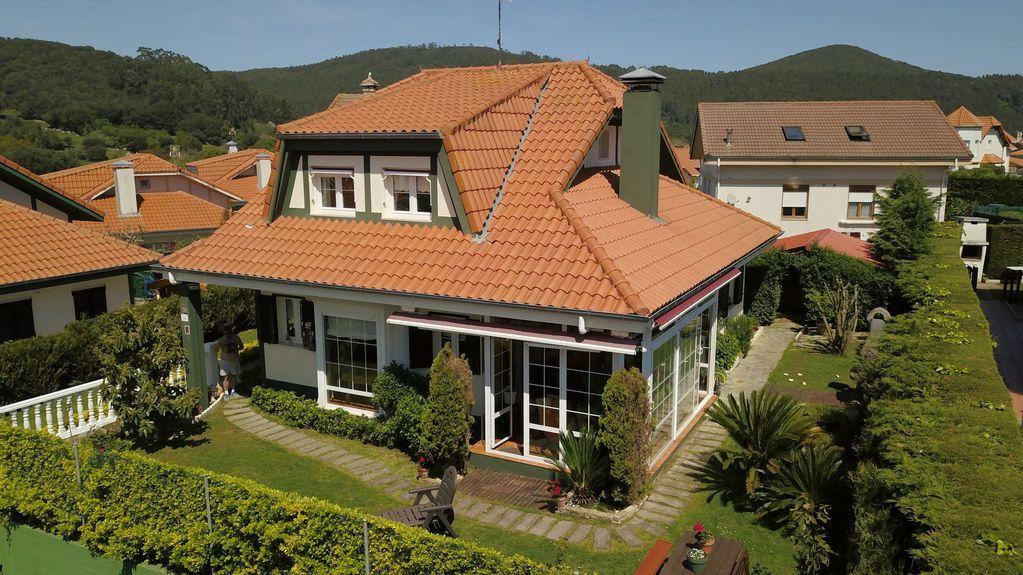 Familiar alojamiento de 140 m²
