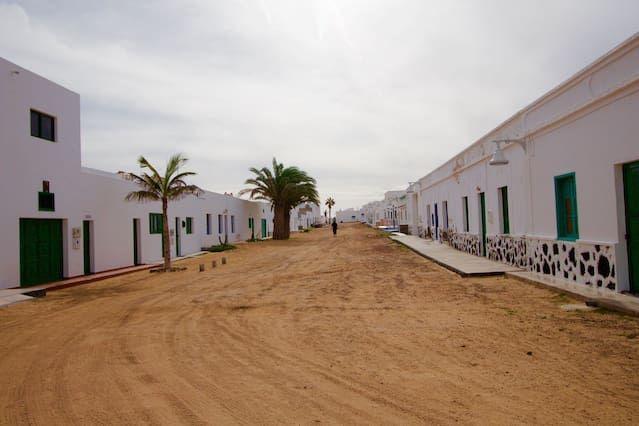 Vivienda de 4 habitaciones en Caleta del sebo