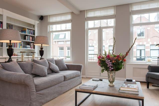 Alojamiento para 4 personas en Amsterdam
