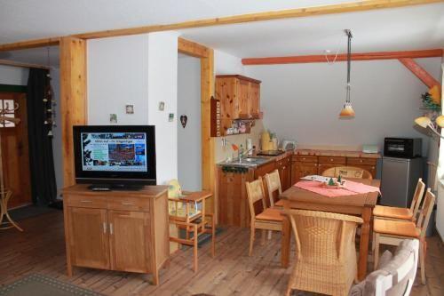 Hébergement attractif de 1 chambre