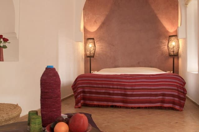 Riad Guesthouse : The H2O room