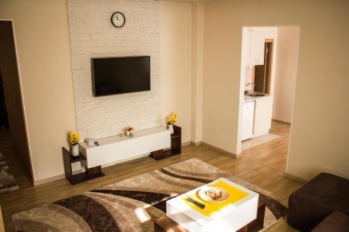 Equipado apartamento de 1 habitación