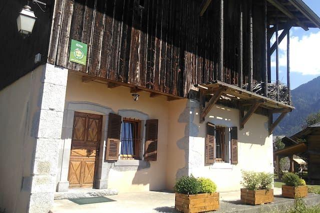 Casa rural en granja - Samoens