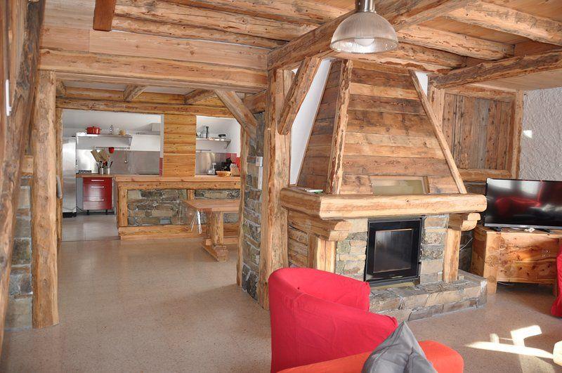 Alojamiento de 200 m²