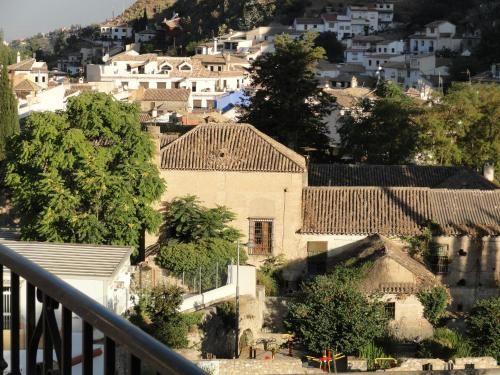 Alojamiento panorámico en Monachil