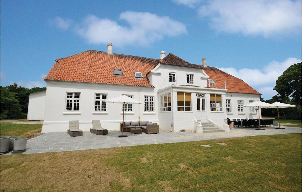Residencia en Horslunde de 8 habitaciones