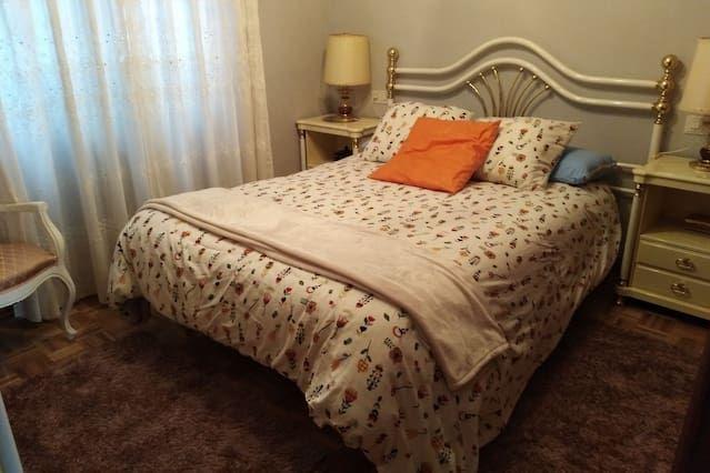 Ferienwohnung in Ribadesella mit 2 Zimmern
