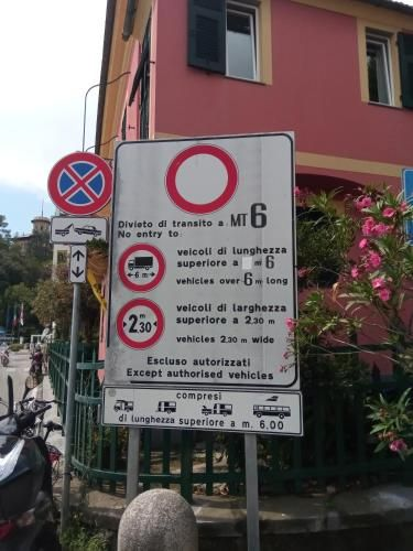 Abitazione ben equipeggiata a Portofino