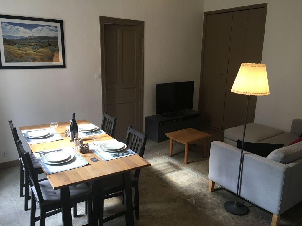 Apartamento equipado de 2 habitaciones