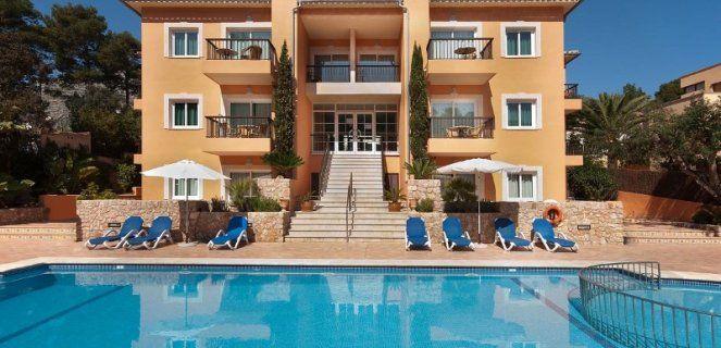 Apartamento de vacaciones en Cala San Vicente