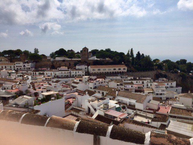 Alojamiento ideal en Mijas con Internet y Sábanas y toallas
