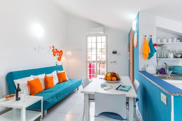 Logement charmant de 2 chambres