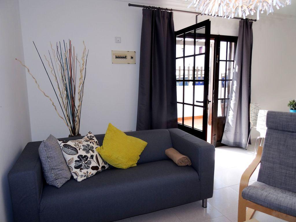 Apartamento para 4 personas con wi-fi