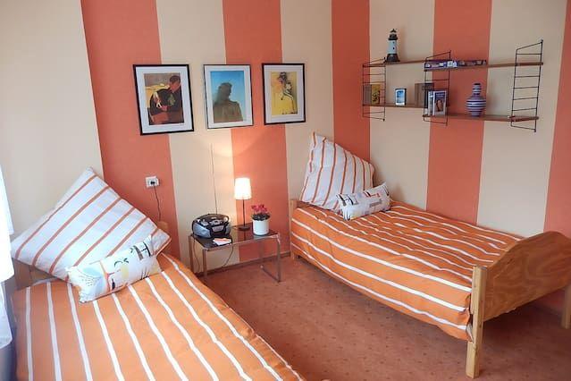 Residenz in Leer mit 2 Zimmern