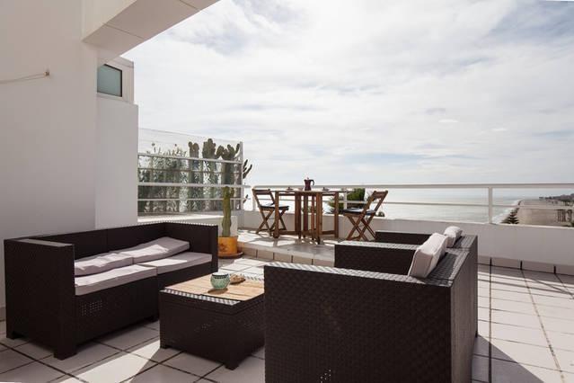 Apartamento en Roquetas de mar para 3 personas