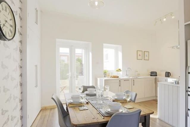 Apartment fitted in Southwold