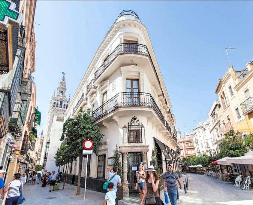 hundredrooms en Sevilla. Casas vacaionales