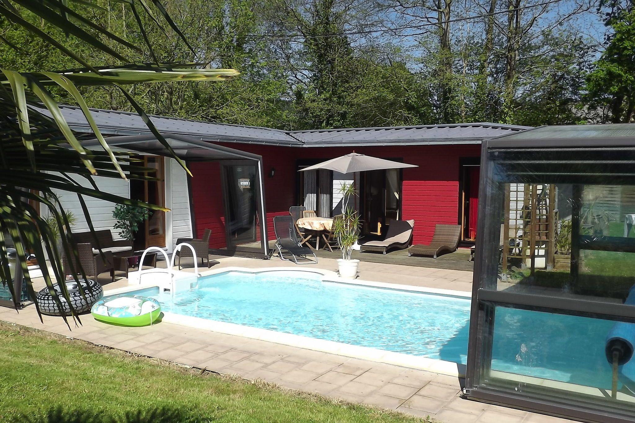 Alojamiento de 108 m² con piscina