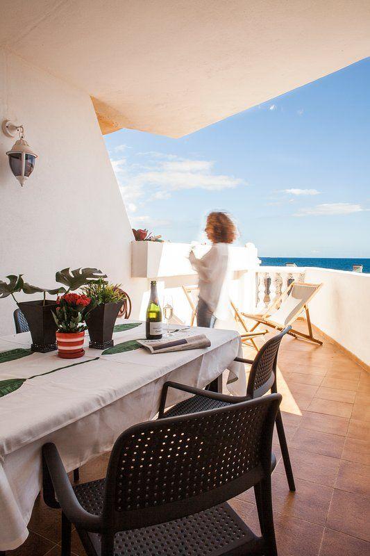 Wohnung für 5 Gäste in El medano