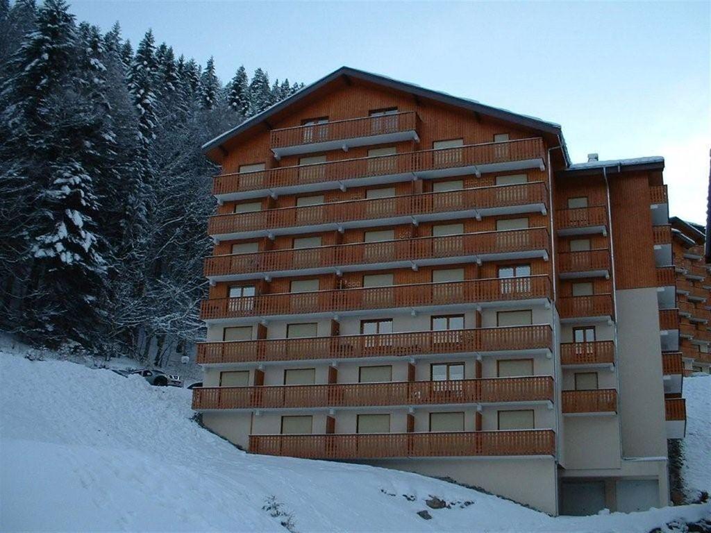 Apartamento de 3 habitaciones con balcón