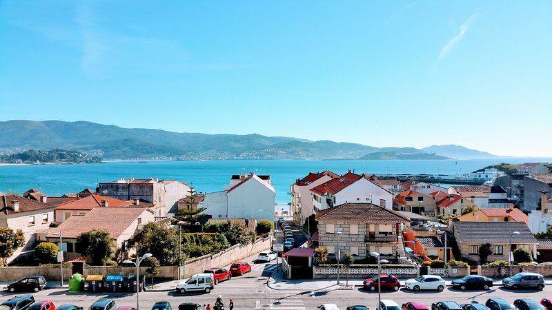 Bonita vivienda con vistas al mar
