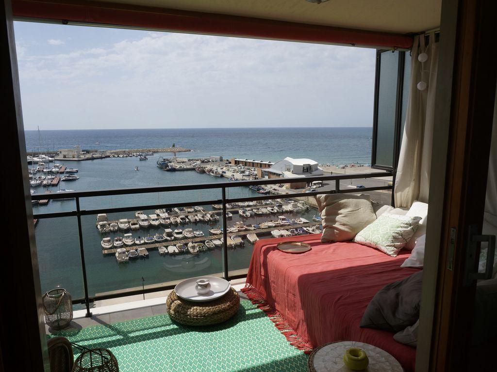 Ausgestattete Ferienwohnung mit 2 Zimmern