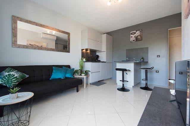 Apartamento con wi-fi para 3 personas