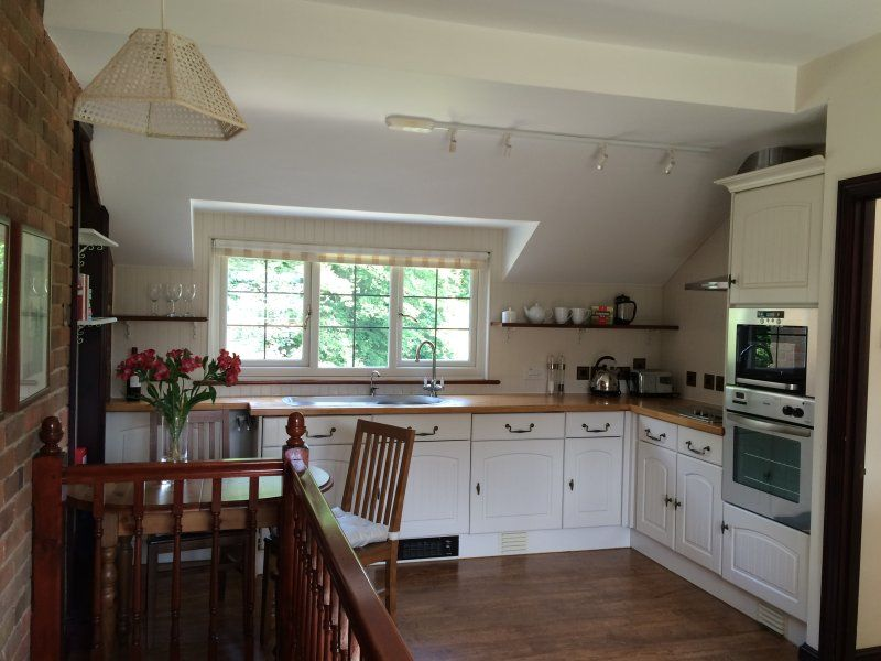 The Loft - a cosy apartment in the New Forest