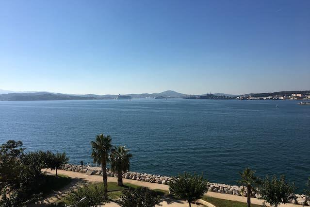 Apartamento de 3 habitaciones en Toulon