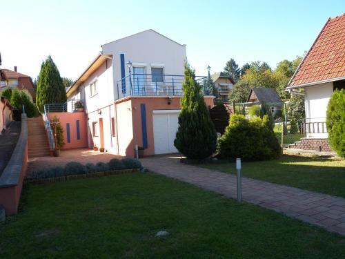 Apartment panoramic in Zalakaros