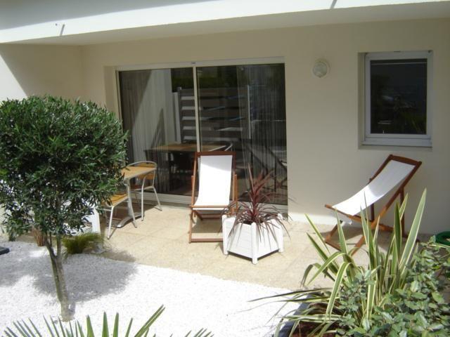 Aliénor - Studio près des parcs, terrasse, jardin