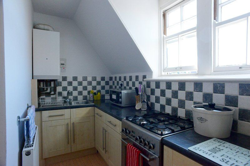 Apartment equipped in Alby hill