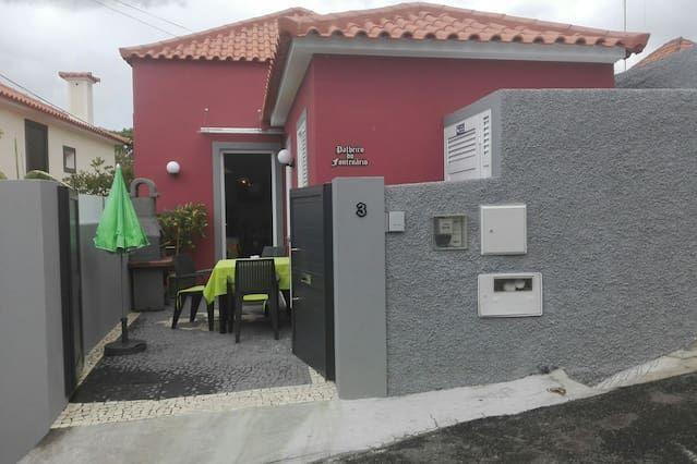 Casa para 3 huéspedes de 1 habitación