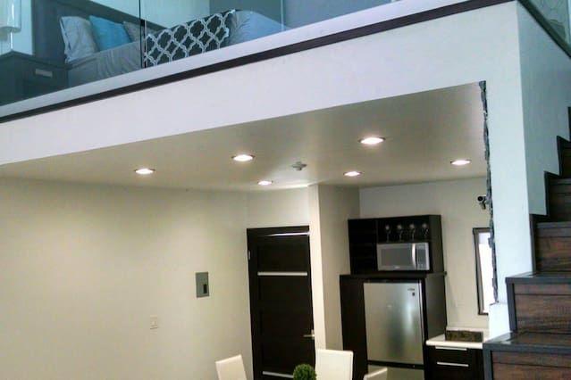 Apartamento de 1 habitación en Ensenada