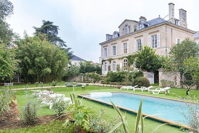 Alojamiento con jardín de 440 m²