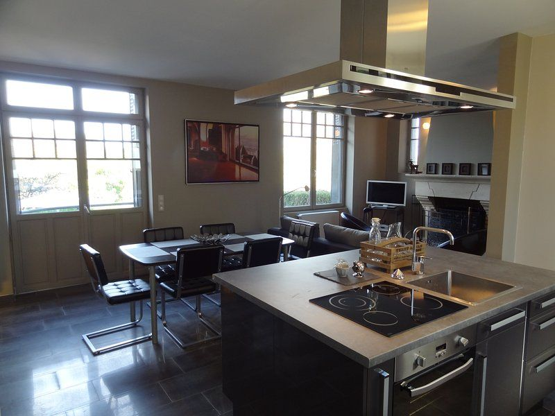Residencia de 3 habitaciones en Samois-sur-seine