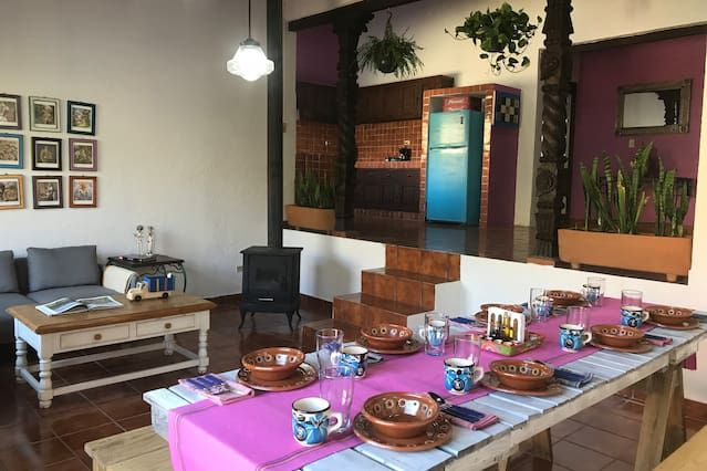 Alojamiento de 1 habitación en Guanajuato