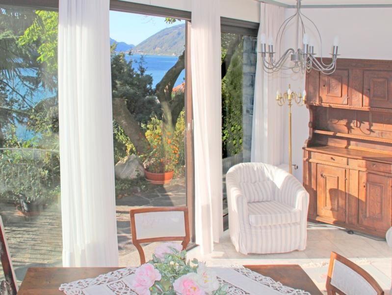Barony Le Pergole Garden-apartment Castagnola